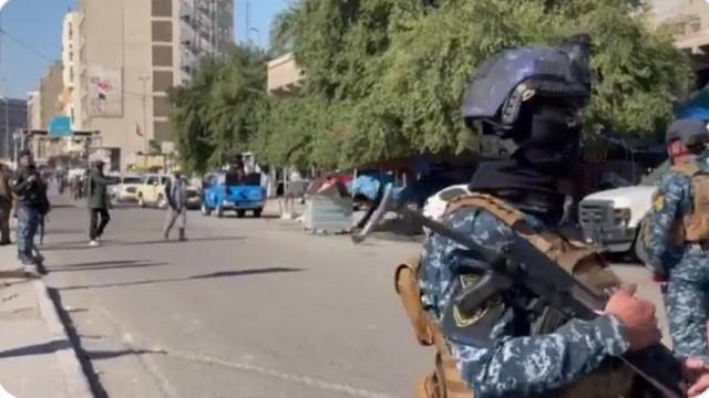Cel puțin 32 de persoane au fost ucise de dublul atac sinucigaș din Bagdad