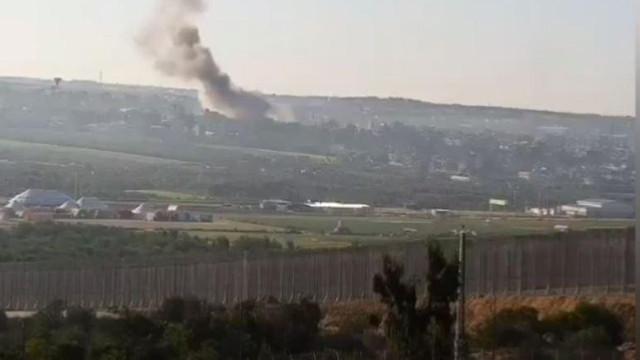 Zeci de răniți în urma unei explozii produse în Fâșia Gaza / Armata israeliană spune că nu are nicio legătură cu deflagrația