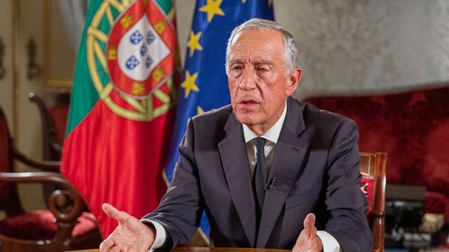 Președintele Portugaliei a câștigat un nou mandat