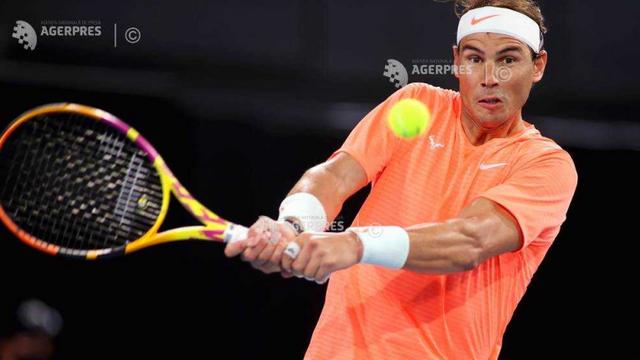 Tenis: Rafael Nadal vrea să joace pentru a-i distra pe fanii care suferă din cauza COVID