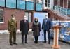 """NATO ajută R. Moldova în lupta împotriva COVID-19. O donație care conține echipamente de protecție în sumă de peste 300.000 de dolari a ajuns la spitalul """"Valentin Ignatenco"""""""