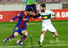 Fotbal: Lionel Messi, dublă pentru FC Barcelona în campionatul Spaniei