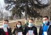 Flashmob în Cantemir pentru a sensibiliza cetățenii despre problema lipsei unui Centru de tineret în localitate
