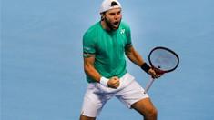 Radu Albot accede în semifinalele turneului ATP din Singapore