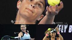 Tenis: Barty, Osaka și Halep, confirmate la turneul WTA de la Stuttgart