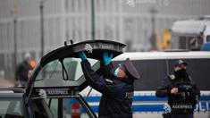 Poliția germană intervine la consulatul grec din Berlin, ocupat de demonstranți