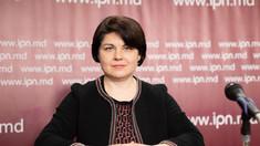 Natalia Gavrilița: Un guvern minoritar doar ar prelungi agonia politică