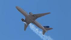 Un Boeing 777 a aterizat de urgență la Moscova din cauza unei probleme de motor