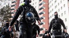 Germania | Zeci de raiduri ale poliției germane împotriva unei rețele infracționale de extremă dreaptă