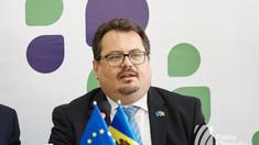 Peter Michalko, despre cea de-a doua tranșă din asistența macrofinanciară. Sunt 6 condiționalități. Așteptăm să fie îndeplinite