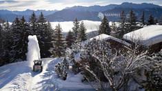 Studiu| Topirea sezonieră a zăpezii din Alpi are loc mai devreme, pe fondul schimbărilor climatice