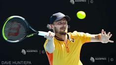 Tenis: Belgianul David Goffin, în semifinale la Montpellier (ATP)