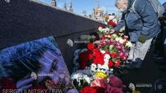 Rusia | Sute de participanți la comemorarea asasinării lui Boris Nemțov
