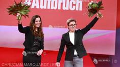 Germania | Partidul stângii radicale a ales la conducere un tandem feminin în perspectiva alegerilor federale din septembrie