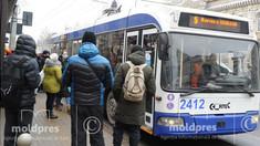 Transportul public din capitală va funcționa în weekend