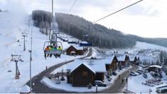 Din cauza COVID-19, la stațiunea Bukovel toate restaurantele, barurile și cafenelele sunt închise