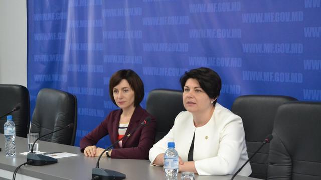 Natalia Gavrilița, candidatul desemnat la funcția de prim-ministru, a prezentat lista membrilor Guvernului propus. Cine sunt aceștia
