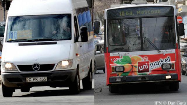 EU4Environment | Aproape 80 de troleibuze și microbuze vechi din Chișinău și Bălți vor fi înlocuite