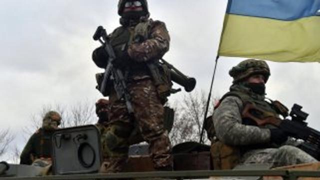 Ucraina transmite că negocierile privind soluționarea conflictului din Donbas nu mai pot avea loc la Minsk