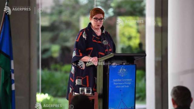 O prezentatoare australiană, deținută în China 'pentru divulgare de secrete de stat' (Canberra)