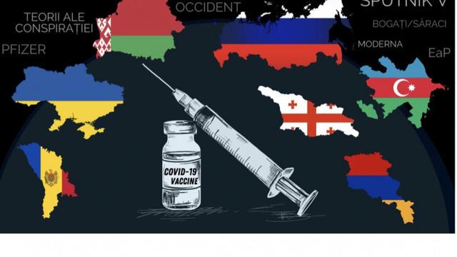 """Serviciul European de Acțiune Externă: Kremlinul derulează o defăimare masivă, vulgară și înșelătoare a altor vaccinuri, în special a celor occidentale. """"Câmpul de luptă"""" s-a încins în special în țările Parteneriatului estic"""