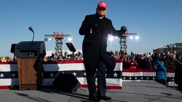 Votanții republicani l-ar susține din nou pe Donald Trump pentru alegerile prezidențiale din 2024. Sondaj