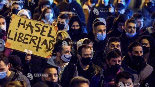 Spania | Luptă politică după violențele declanșate de încarcerarea unui rapper