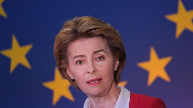Ursula von der Leyen a felicitat și mulțumit României pentru ajutorul acordat Republicii Moldova în lupta pentru combatarea pandemiei