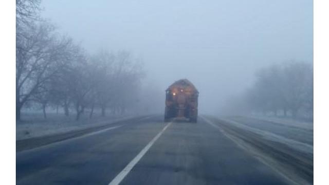 Drumarii continuă monitorizarea traseelor naționale