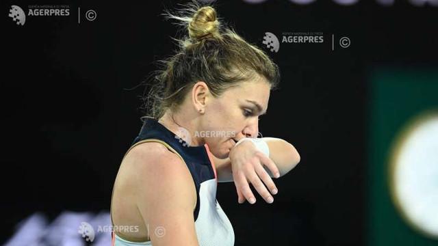 Tenis: Simona Halep s-a retras din turneul de la Doha (WTA)