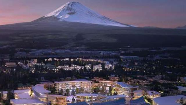 Japonia | Toyota dă startul orașului său conectat, inaugurat la poalele Muntelui Fuji