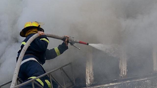Incendiu într-un sat din Drochia: un copil mort, altul la spital