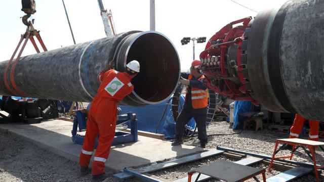Munich Re se va retrage din proiectul Nord Stream 2