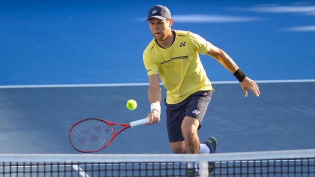 Tenis   Radu Albot, în optimile de finală la Singapore (ATP)