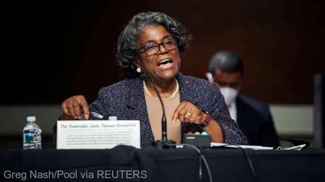 Linda Thomas-Greenfield confirmată ca ambasadoare americană la ONU