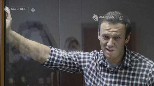 Aleksei Navalnîi, obligat de o instanță să îi achite despăgubiri pentru calomnie lui Evgheni Prigojin, cunoscut drept