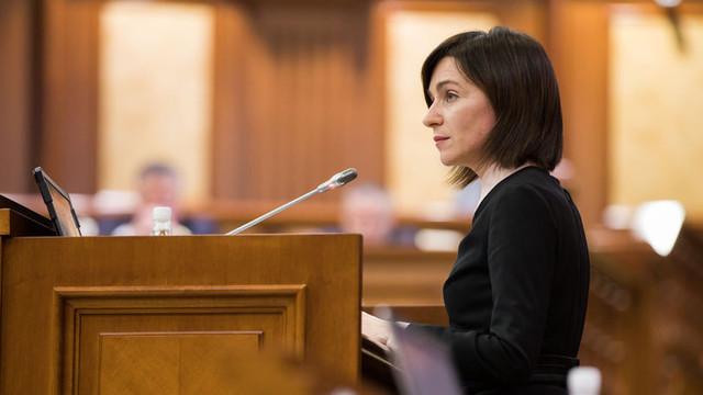 VIDEO  | Maia Sandu: PG  ar urma în scurt timp să transmită în judecată dosarul privind concesionarea Aeroportului Internațional Chișinău