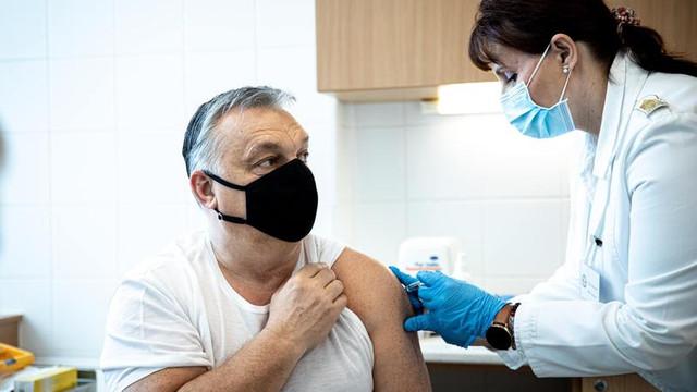 Viktor Orban s-a vaccinat cu serul chinezesc Sinopharm