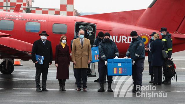 DOC | Campania de vaccinare începe în R. Moldova săptămâna viitoare cu vaccinul AstraZeneca, oferit de către România
