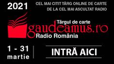 Târgul Gaudeamus Radio România începe sub semnul Mărțișorului