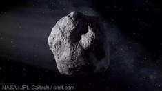 Asteroidul botezat după zeul egiptean al răului și distrugerii trece iar prin apropierea Pământului