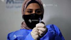 Siria a început să administreze vaccinuri anti-COVID-19 lucrătorilor medicali