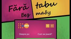 """""""Fără Tabu"""" – joc educativ despre prevenirea violenței"""