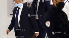 Fostul președinte francez Nicolas Sarkozy, condamnat la trei ani de închisoare pentru corupție și trafic de influență