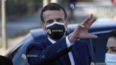 Coronavirus: Emmanuel Macron le cere francezilor ''să reziste'' încă ''4 până la 6 săptămâni'' înainte de relaxarea restricțiilor