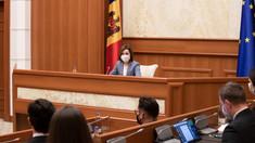 Maia Sandu, dupa consultări cu organizațiile din cadrul Forumului societății civile din Parteneriatul Estic, în vederea identificării unei soluții pentru criza politică din R.Moldova