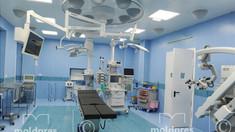 O nouă sală de operații a fost inaugurată la Institutul de Neurologie și Neurochirurgie