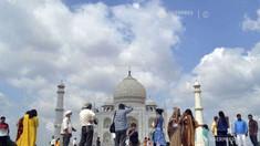 India: Taj Mahal, închis temporar în urma unei alerte cu bombă