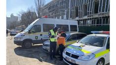 Autoritățile au verificat achitarea vinietei de către șoferii cu mașini înmatriculate în străinătate
