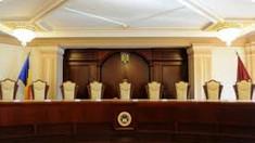 LIVE | CC examinează sesizarea depusă de președinta Maia Sandu de verificare a constituționalității mai multor articole de lege care limitează șeful statului și Guvernul demisionar în exercitarea atribuțiilor